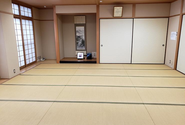 神戸市魚崎財産区 魚崎会館 : 和室(2階 / 小)