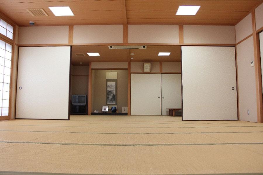 神戸市魚崎財産区 魚崎会館 : 和室(2階 / 大)
